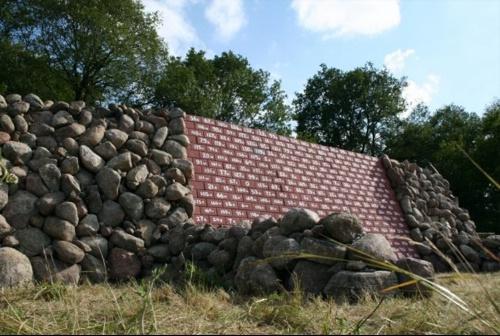 Xavier Cortada, Life Wall, 2009 (Holland)