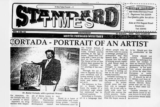 1994 Standard Times