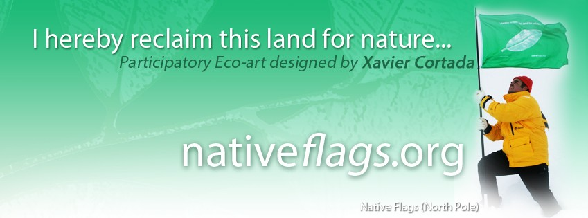 NATIVE FLAGS FB COVER