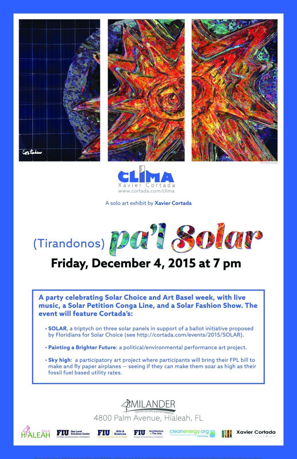 Clima Pa l Solar Party 2