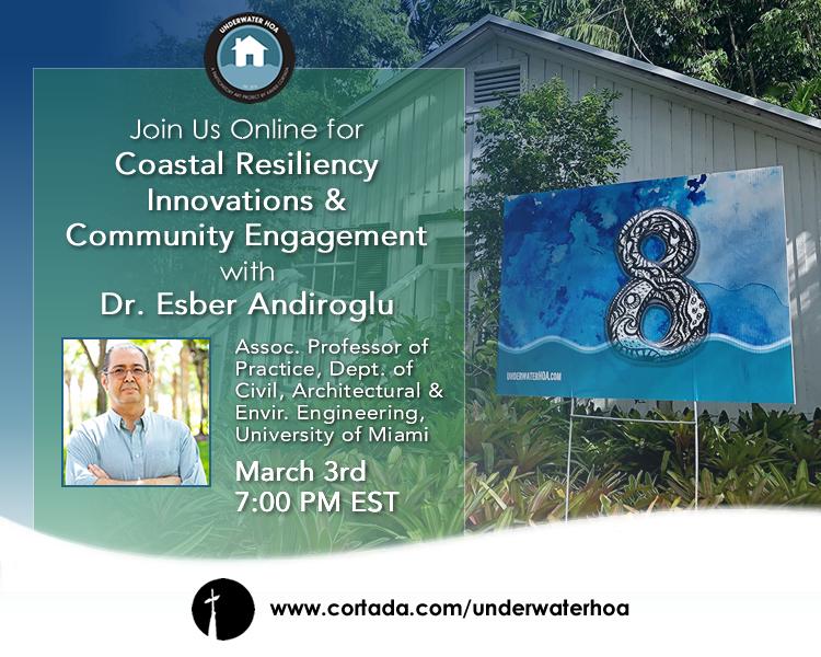 Coastal Resiliency Innovations with Dr. Esber Andiroglu