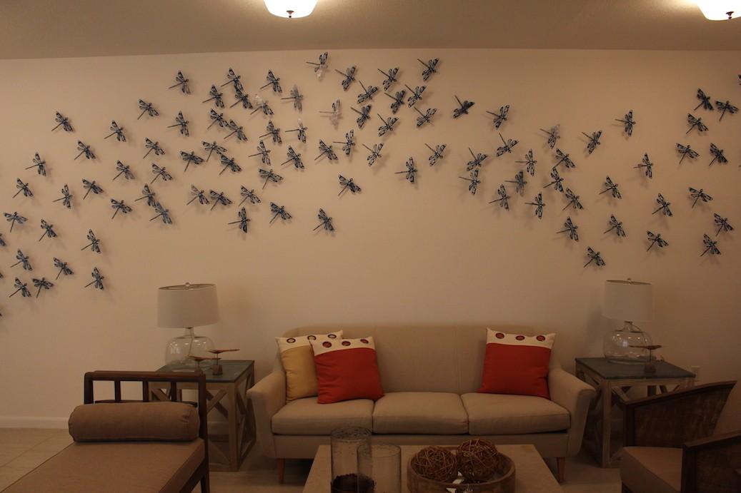 Blue Dragonflies 3 WEB