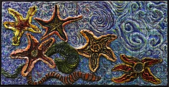 Starfish Shuffle Sandbar